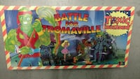 Toxic Crusaders Battle for Tromaville Board Game