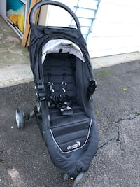 Baby jogger city mini 3 months old great condition Hillsborough, 08844
