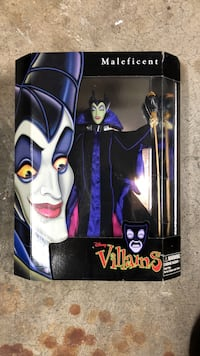 Disney Villains Malefiecent doll pack San Jose, 95118