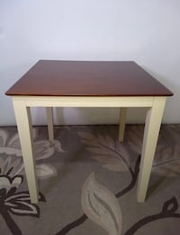 Brand new counter height dining table