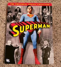Superman: The Theatrical Serials Collection (DVD,  Bethany, 73008