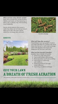 Lawn mowing Purcellville