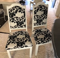Two accent chairs  Saanich, V8Y 3G1