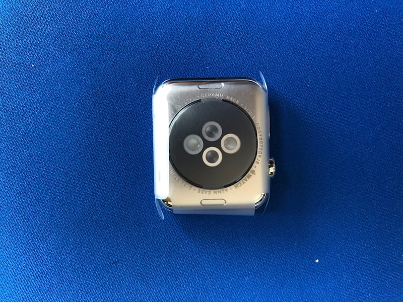 Apple Watch Series 1 Stainless Steel - BRAND NEW 246371f1-a4f4-411a-8c1a-90363e57e892