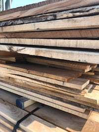 White and brown wooden planks Mississauga, L5S 1B8