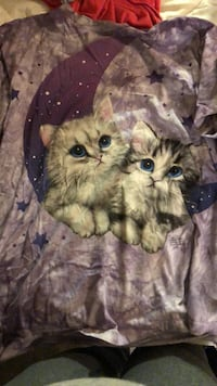 Cat T-shirt size large Dade City, 33523