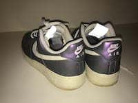 Nike Air Force 1 LV8 '07 Size 10.5 Iced Lilac/ Summit Purple Metallic Silver Spring, 20901
