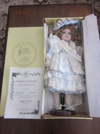 BNIB Vintage Eatons Doll Burlington