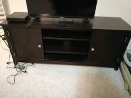 Tv stand with storage * OBO