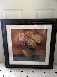 Large Wall Art Decor Picture  Columbia