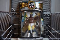 Classic Superstars Koko B Ware Figure Philadelphia, 19125