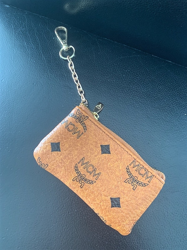 MCM Change/Card Pouch