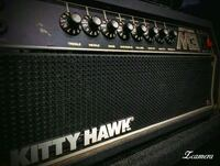 M3 Kitty Hawk guitar amp head... refurbished by me Worcester, 01606