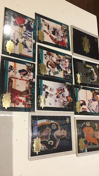 1995-96 Upperdeck Gretzky Collection Lot of 10 New Tecumseth, L9R