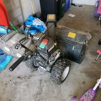 Commercial/ Residential Snow Blower Milton, L9T 6A9