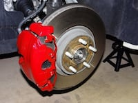 Want your calipers painted ? Herndon
