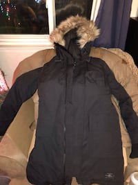 black and brown parka jacket Dublin, 94568