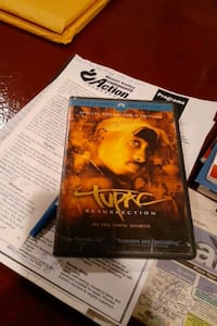 DVD Tupac resurrection. Special collectors edition.