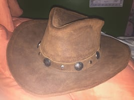 Cowboy hat the outback