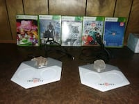 Xbox infinity and games as a lot Boonsboro, 21713