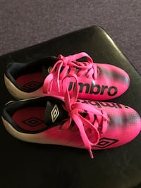 Girls Soccer shoes size 1