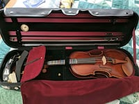 Violin with case Germantown, 20874