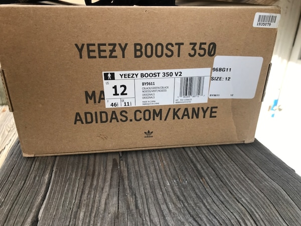 2e7f6f73126 Used Adidas Yeezy Boost 350 V2 - BY9611 for sale in Greenwood Lake ...