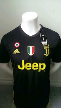 Brand new in tags JUVENTUS 2019 Away Jersey!     Mississauga, L5B 4P5
