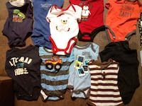 Baby's assorted-color onesie lot Mississauga, L4X