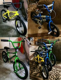 toddler's assorted-color bicycles Henderson, 89012
