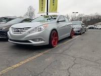 Hyundai - Sonata - 2013 Falls Church