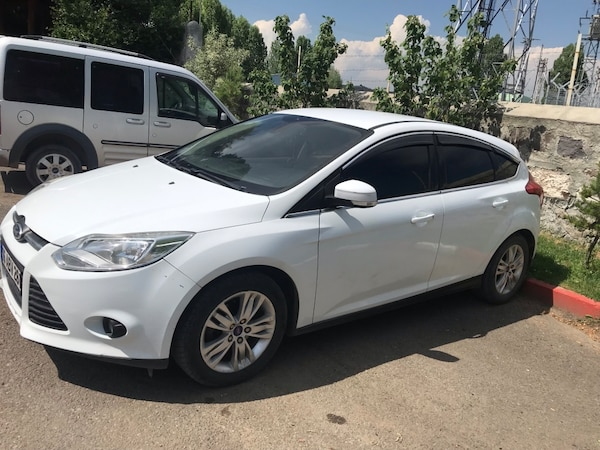 Ford - Focus - 2011 1.6 TDCI Style