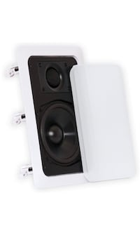 Theater solutions wall speakers $20.00 each. I have 4 of them
