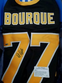 Signed Ray Bourque BRUINS Jersey Groton, 06340
