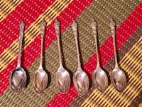 Antique apostle teaspoons Toronto, M2M