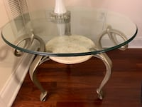 Coffee table set with 2 end tables North Prince George, 23860