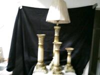 black and white table lamp 2059 mi