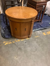 Round Table with Storage Gaithersburg