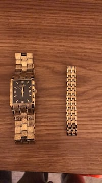 Watch and Bracelet Combo Clinton, 20735