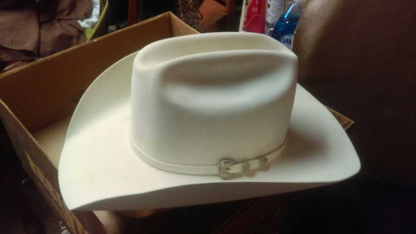 946a6c9c3c Used 100x Beaver And Cashmere Stetson Cowboy Hat for sale in Corinth ...
