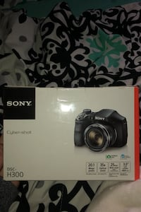 Sony Camera! BLACK FRIDAY SALE $10 OFF!! Oshawa, L1H 5C2