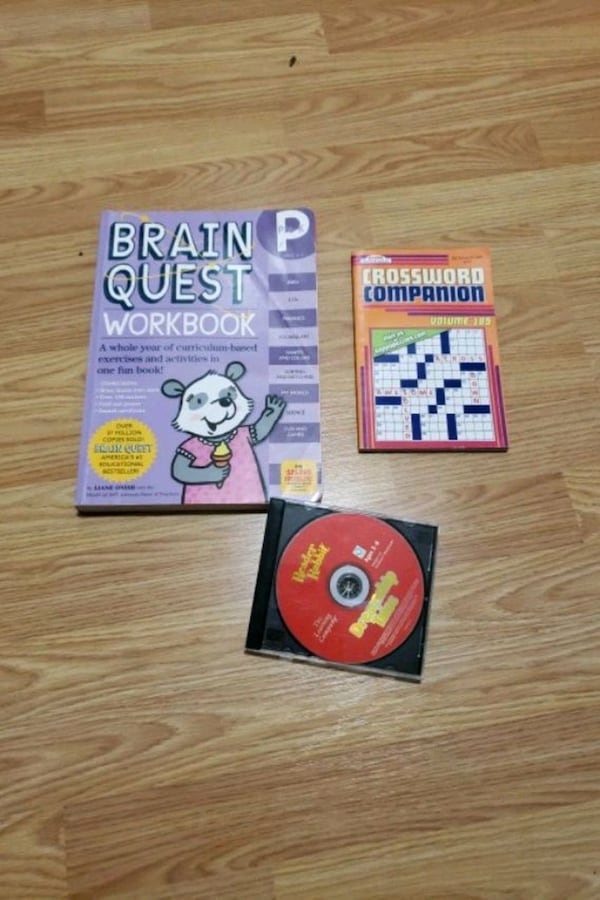 Brain Quest workbook, crossword puzzle, reader rab 437d67f3-8e91-4e16-b5ae-c6385eaba2c6
