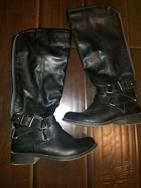 Black women boots 6.5 New Orleans