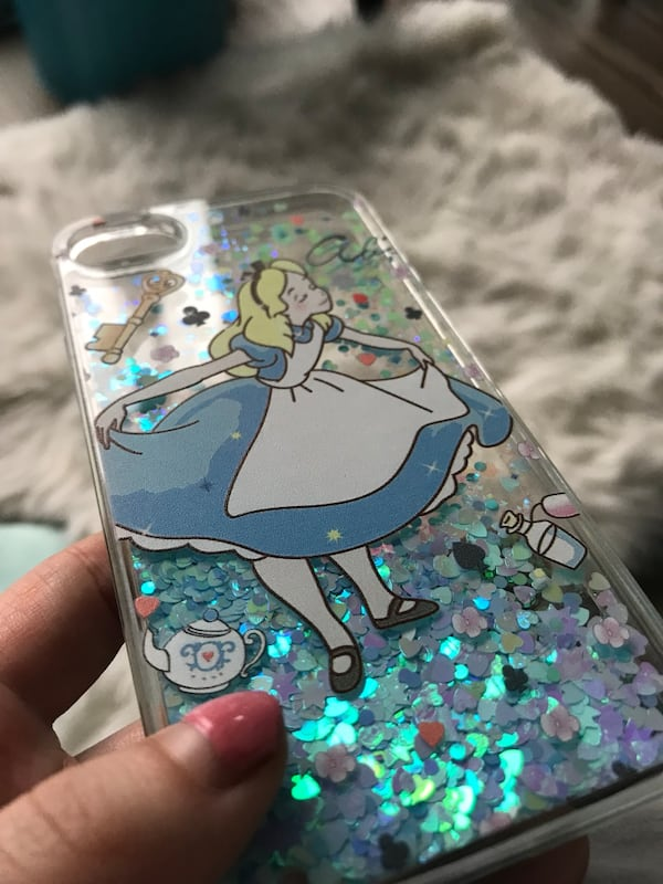 Disney iPhone 7/8 case Alice in wonderland 960e2eb8-29a4-4ca1-b0bb-1347cfdf676b