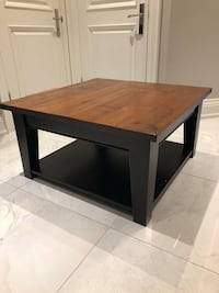 Solid Wood Coffee Table and End Table Vaughan, L4H 1V5