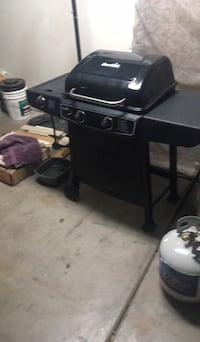 Black and gray gas grill Glendale, 85304