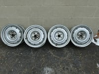 "16 "" Subaru rims for sale  Toronto, M4A 2M1"