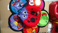 Baby tummy time mat and wheel  Barrie, L4M 3K8