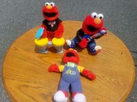 Elmo lot $20 for all 3 Chambersburg, 17201