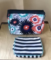 Thirty One cosmetic bags Gainesville